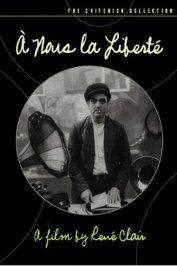 background picture for movie A nous la liberte