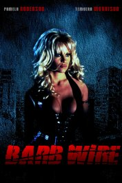 background picture for movie Barb wire