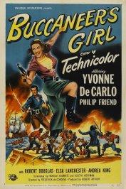background picture for movie La fille des boucaniers
