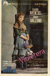 background picture for movie La violetera