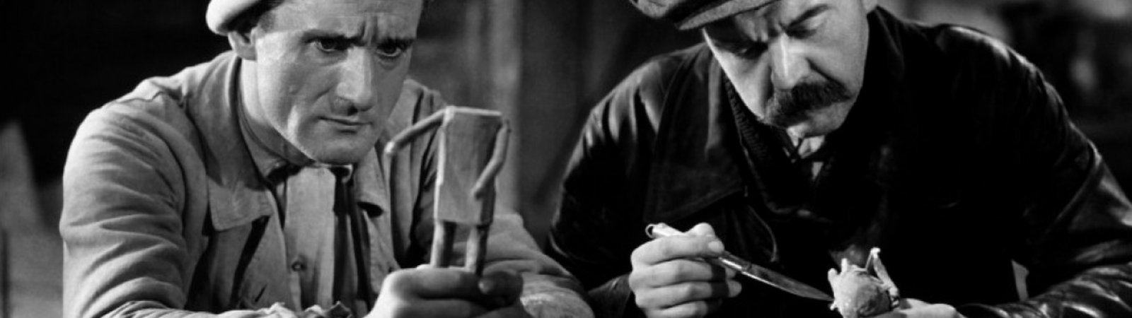 Photo dernier film Fernand Ledoux