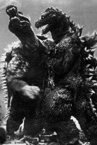 Affiche du film : Godzilla