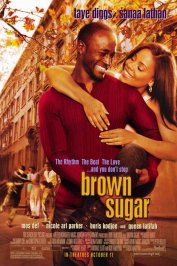 background picture for movie Brown sugar