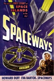 background picture for movie Spaceways