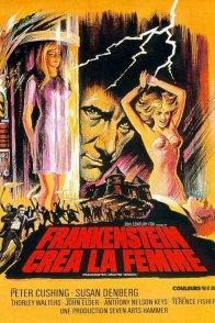 Affiche du film : Frankenstein crea la femme