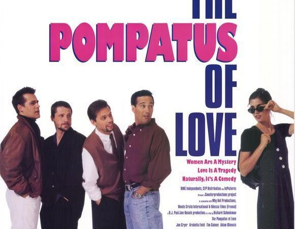 Photo du film : The pompatus of love