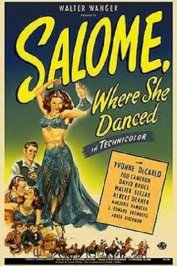 background picture for movie Salome