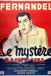 background picture for movie Le mystere saint val