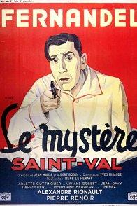 Affiche du film : Le mystere saint val