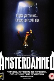 background picture for movie Amsterdamned