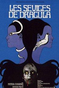Affiche du film : Les sevices de dracula