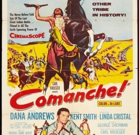 Photo du film : Comanche