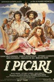 background picture for movie I picari