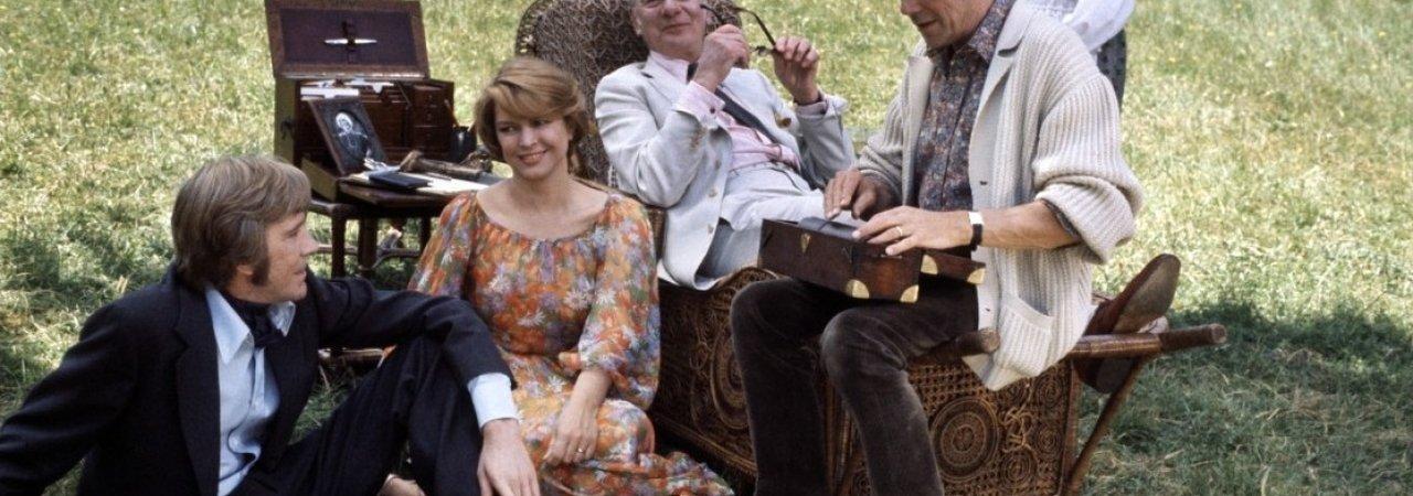 Photo dernier film Dirk Bogarde