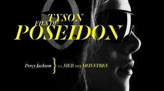 Affiche du film : Percy Jackson : La Mer des monstres