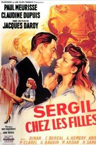 Affiche du film : Sergil chez les filles
