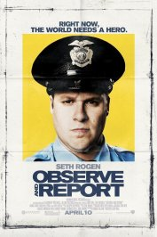 background picture for movie Observe and Report