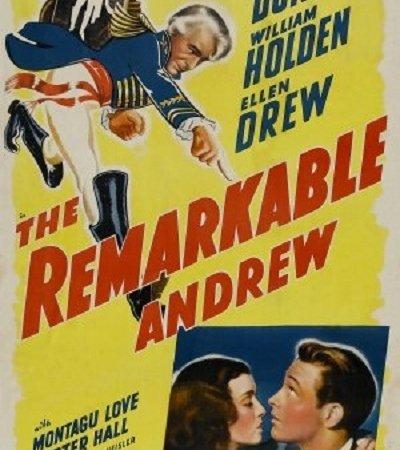 Photo du film : The remarkable andrew
