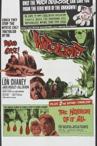 Affiche du film : The horror of it all
