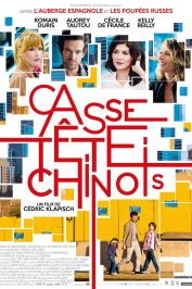 background picture for movie Casse-Tête Chinois