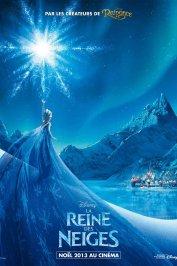 background picture for movie La reine des neiges