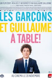 background picture for movie Les Garçons et Guillaume, à table !