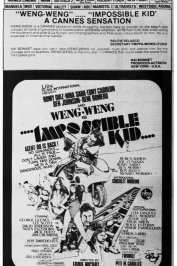 background picture for movie L'invincible kid du kung fu