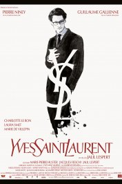 background picture for movie Yves Saint Laurent