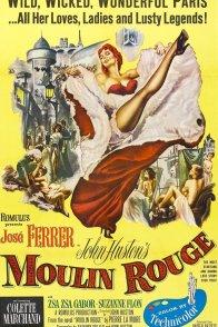 Affiche du film : Moulin Rouge