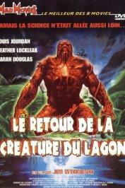 background picture for movie La creature du lagon le retour