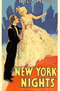 Affiche du film : New york nights