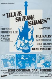 background picture for movie Blue suede shoes