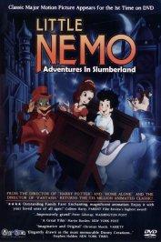 background picture for movie Little Nemo