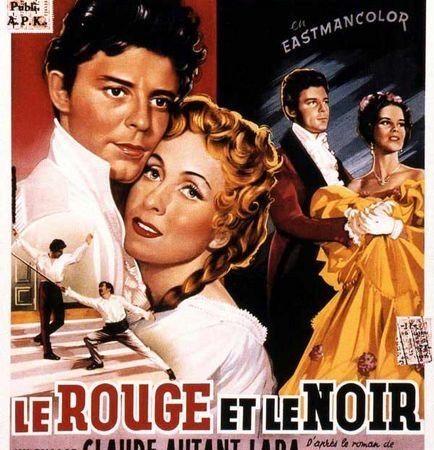 Photo du film : Le rouge et le noir
