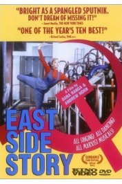 background picture for movie East side story