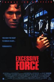 background picture for movie Excessive force