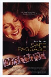 background picture for movie Safe passage
