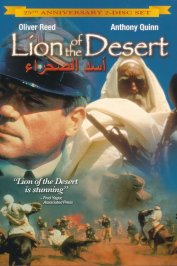 background picture for movie Le lion du desert