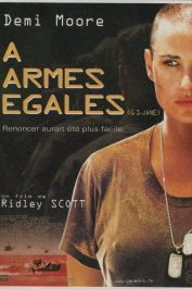 background picture for movie A armes égales