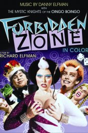 background picture for movie Forbidden zone