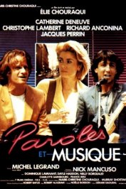 background picture for movie Paroles