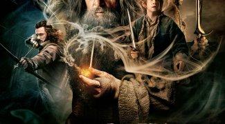 Affiche du film : Le Hobbit : la Désolation de Smaug