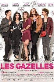 background picture for movie Les Gazelles