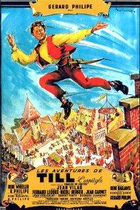 Affiche du film : Les aventures de till l'espiegle