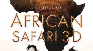 Affiche du film : African Safari 3D