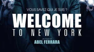 Affiche du film : Welcome to New-York