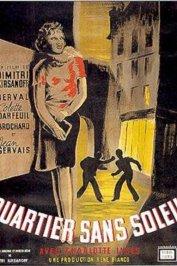 background picture for movie Quartier sans soleil