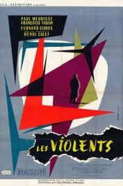 background picture for movie Les violents