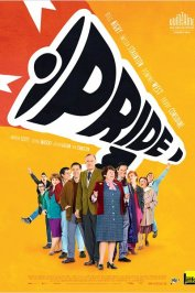 background picture for movie Pride