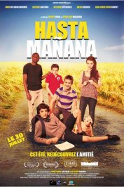 background picture for movie Hasta Manana